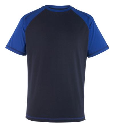 MASCOT® Albano - blu navy/blu royal - Maglietta, taglio classico