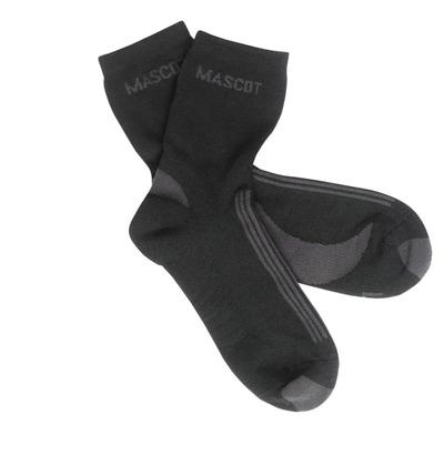 MASCOT® Asmara - nero/antracite scuro - Calze