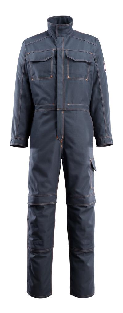 MASCOT® Baar - blu navy scuro - Tuta da Lavoro