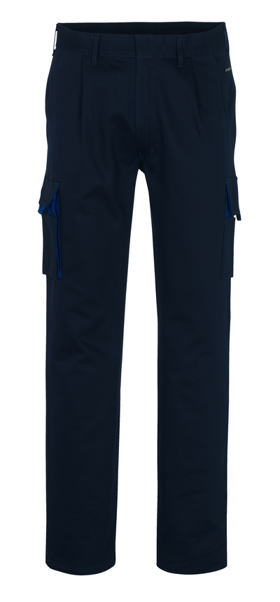 MASCOT® Barretos - blu navy/blu royal* - Pantaloni