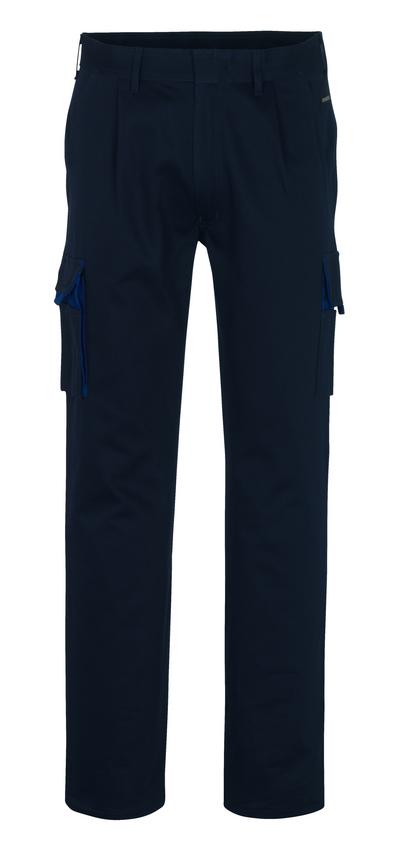 MASCOT® Barretos - blu navy/blu royal* - Pantaloni