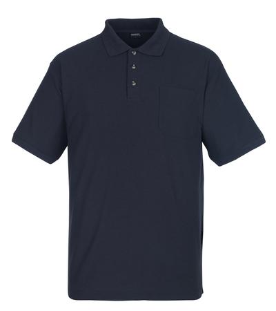 MASCOT® Borneo - blu navy scuro - Polo, taglio classico
