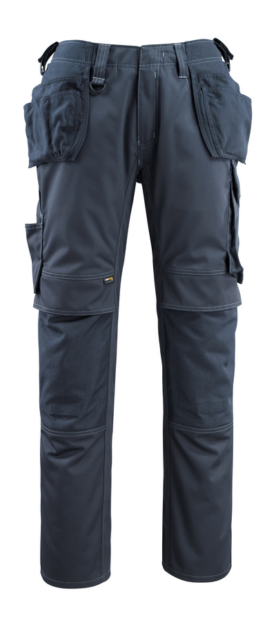 MASCOT® Bremen - blu navy scuro - Pantaloni