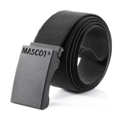 MASCOT® COMPLETE - nero - Cintura con fibbia regolabile, elastico