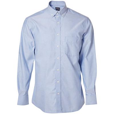 MASCOT® CROSSOVER - blu chiaro - Camicia, oxford, taglio classico