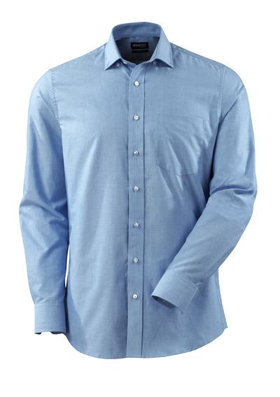MASCOT® CROSSOVER - blu chiaro - Camicia, oxford, outfit moderno