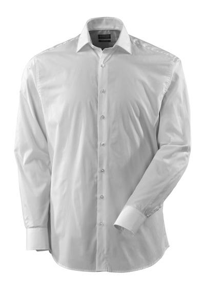 MASCOT® CROSSOVER - bianco - Camicia, popline, taglio classico