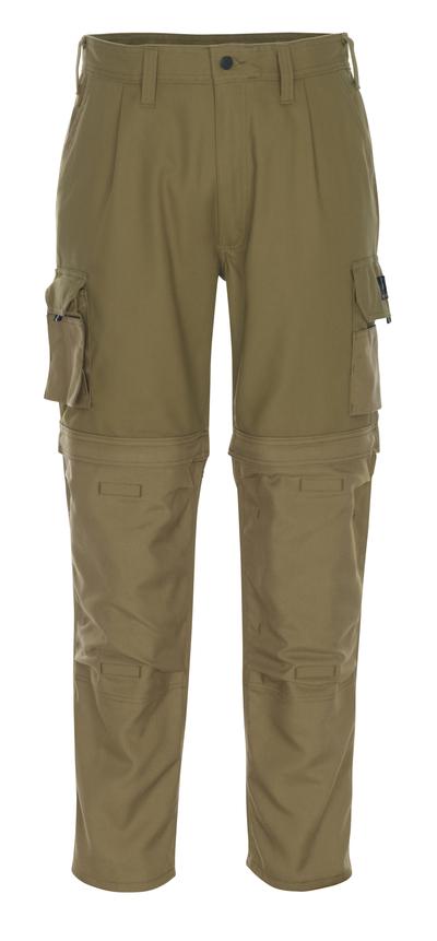 MASCOT® Cadiz - kaki* - Pantaloni con tasche porta-ginocchiere