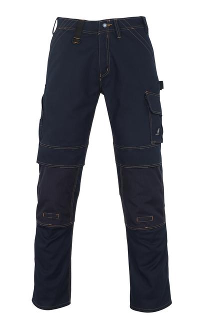 MASCOT® Calvos - blu navy scuro* - Pantaloni
