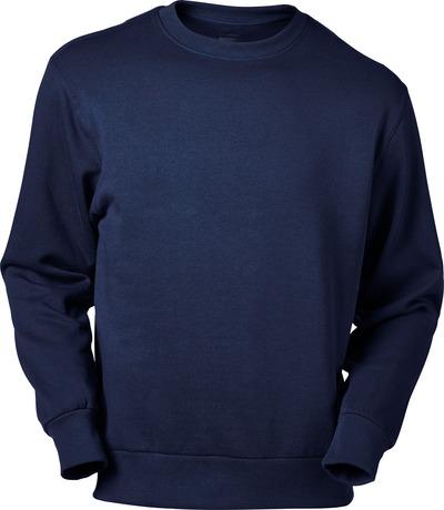 MASCOT® Carvin - blu navy scuro - Felpa
