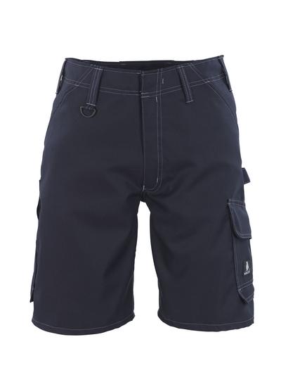 MASCOT® Charleston - blu navy scuro - Pantaloni corti, peso ridotto