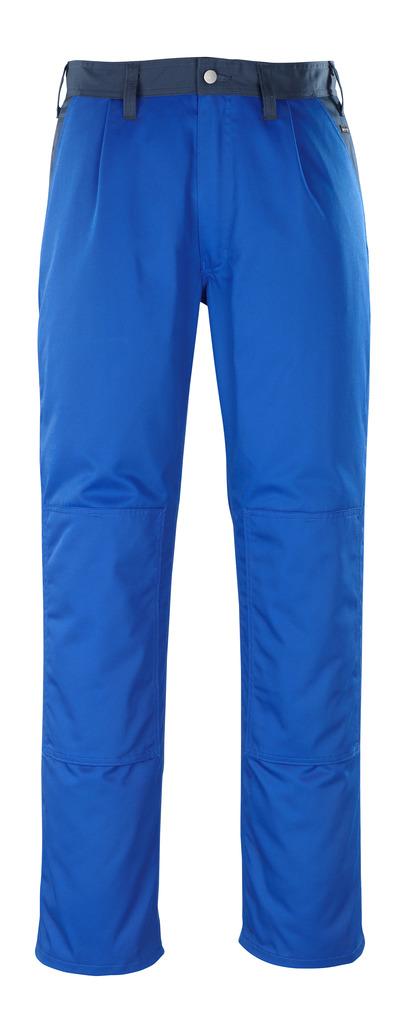 MACMICHAEL® Chile - blu royal/blu navy* - Pantaloni con tasche porta-ginocchiere