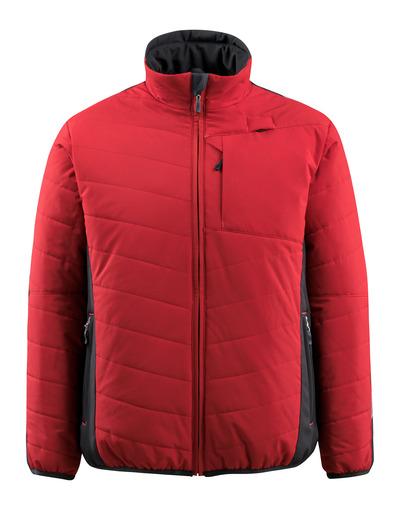 MASCOT® Erding - rosso/nero - Giacca Termica