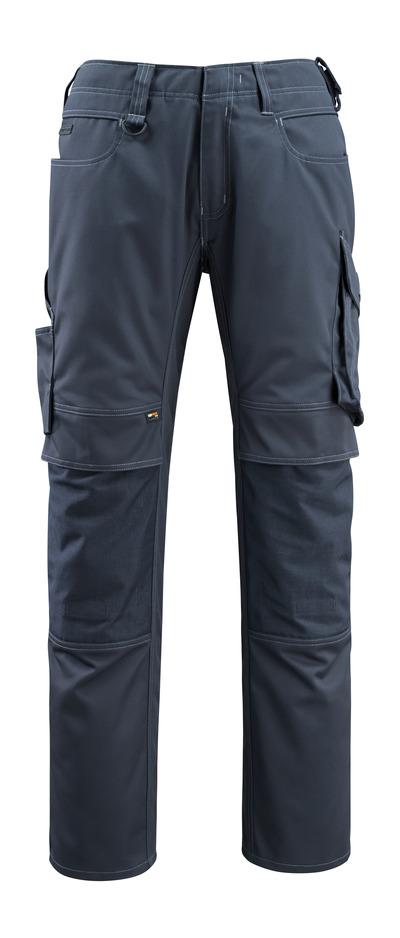 MASCOT® Erlangen - blu navy scuro - Pantaloni