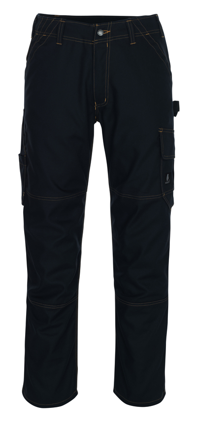 MASCOT® Faro - blu navy scuro - Pantaloni