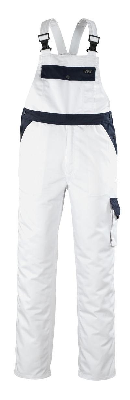 MACMICHAEL® Franca - bianco/blu navy* - Salopette