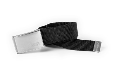 MASCOT® Gibraltar - nero - Cintura con fibbia regolabile