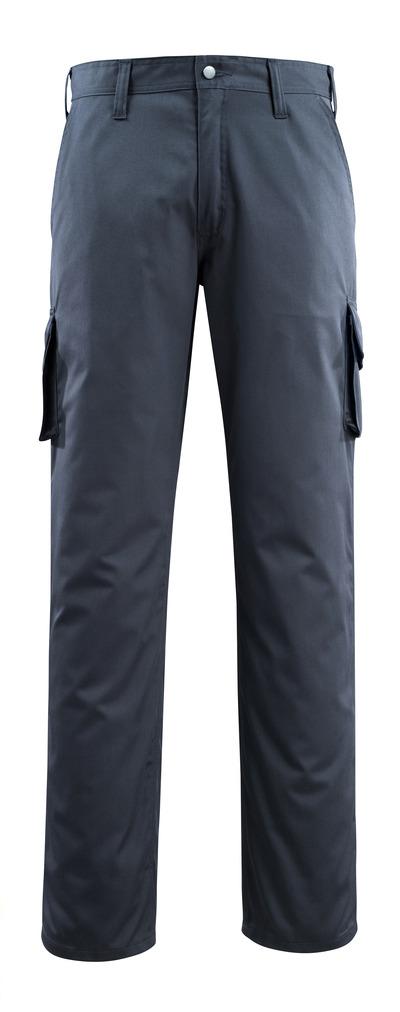 MACMICHAEL® Gravata - blu navy scuro - Pantaloni con tasche sulle cosce, peso ridotto