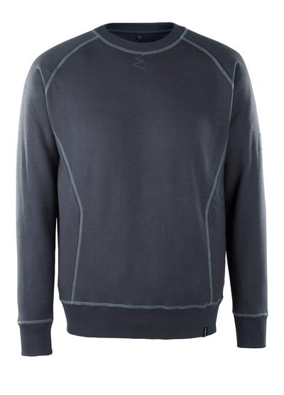 MASCOT® Horgen - blu navy scuro - Felpa, multiprotezione, outfit moderno