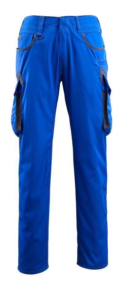 MASCOT® Ingolstadt - blu royal/blu navy scuro - Pantaloni
