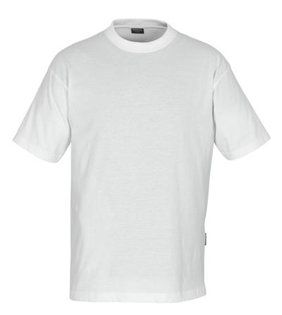 MASCOT® Jamaica - bianco - Maglietta, peso ridotto, taglio classico