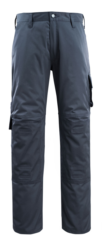 MACMICHAEL® Jardim - blu navy scuro - Pantaloni con tasche porta-ginocchiere, peso ridotto