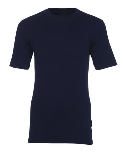MASCOT® Kalix - blu navy - Sottomaglia tecnica, a maniche corte, traspirante
