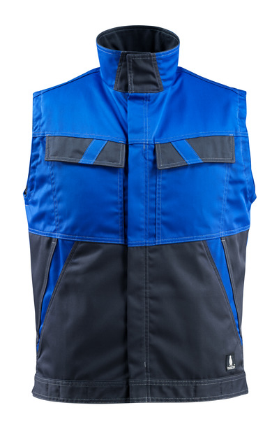 MASCOT® Kilmore - blu royal/blu navy scuro - Gilet