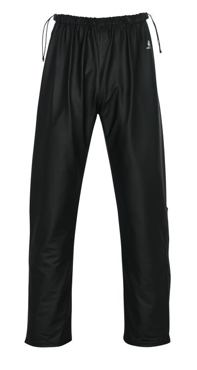 MASCOT® Laguna - nero - Pantaloni antipioggia, antivento e impermeabile