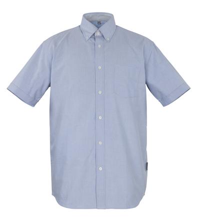 MASCOT® Lamia - azzurro Oxford* - Camicia, a maniche corte
