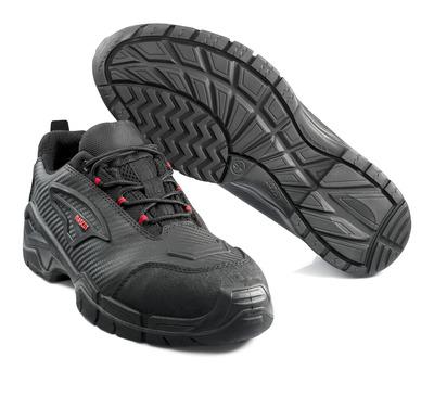 MASCOT® Langley - nero/rosso* - Scarpa antinfortunio