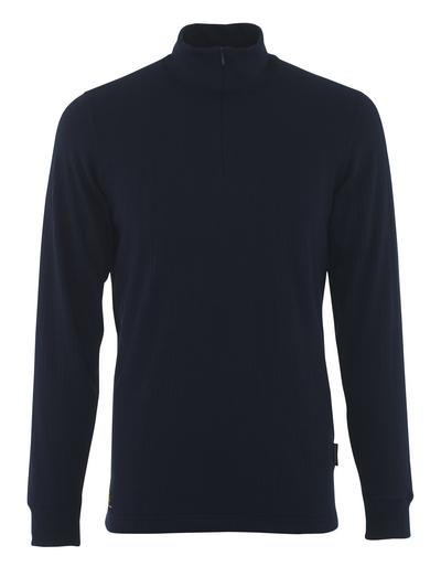 MASCOT® Ludvika - blu navy - Sottomaglia tecnica, traspirante, asciuga rapidamente