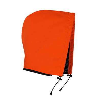 MASCOT® MacAllen - arancio hi-vis - Cappuccio con cerniera e fodera, idrorepellente