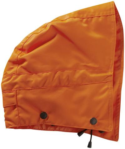 MASCOT® MacCall - arancio hi-vis - Cappuccio con bottoni automatici