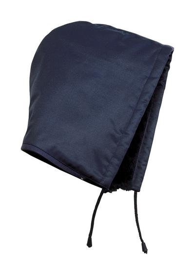 MASCOT® MacKenzie - blu navy - Cappuccio con cerniera e fodera, idrorepellente