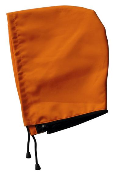 MASCOT® MacKlin - arancio hi-vis* - Cappuccio con cerniera