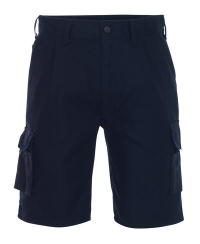 MASCOT® Malaga - blu navy* - Pantaloni corti