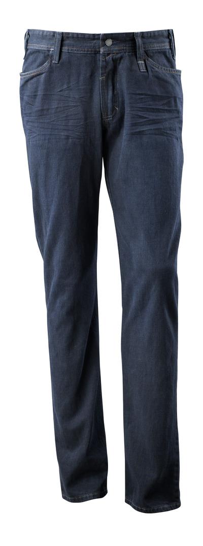 MASCOT® Manhattan - blu scuro denim lavato¹) - Jeans