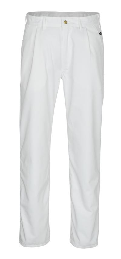 MASCOT® Montana - bianco - Pantaloni, alta resistenza all'usura