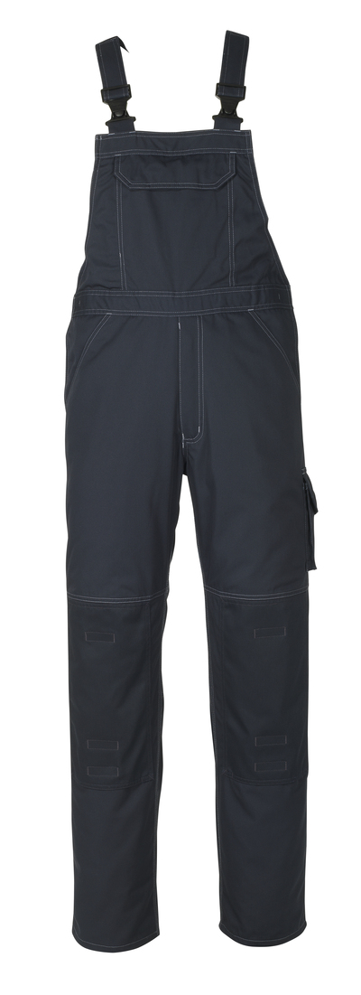 MASCOT® Newark - blu navy scuro - Salopette