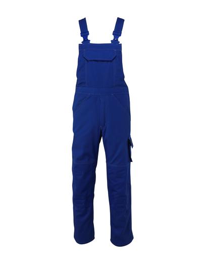 MASCOT® Omaha - blu royal - Salopette con tasche porta-ginocchiere, alta resistenza all'usura