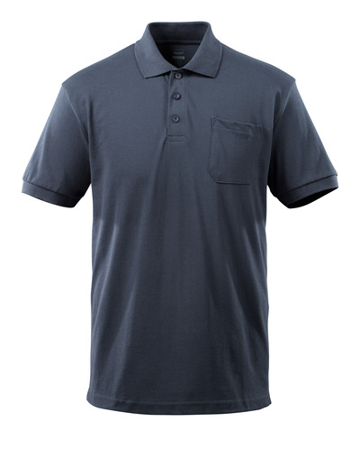 MASCOT® Orgon - blu navy scuro - Polo