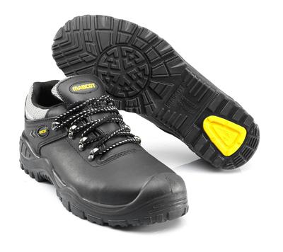 MASCOT® Oro - nero/giallo - Scarpa antinfortunio S3 con lacci