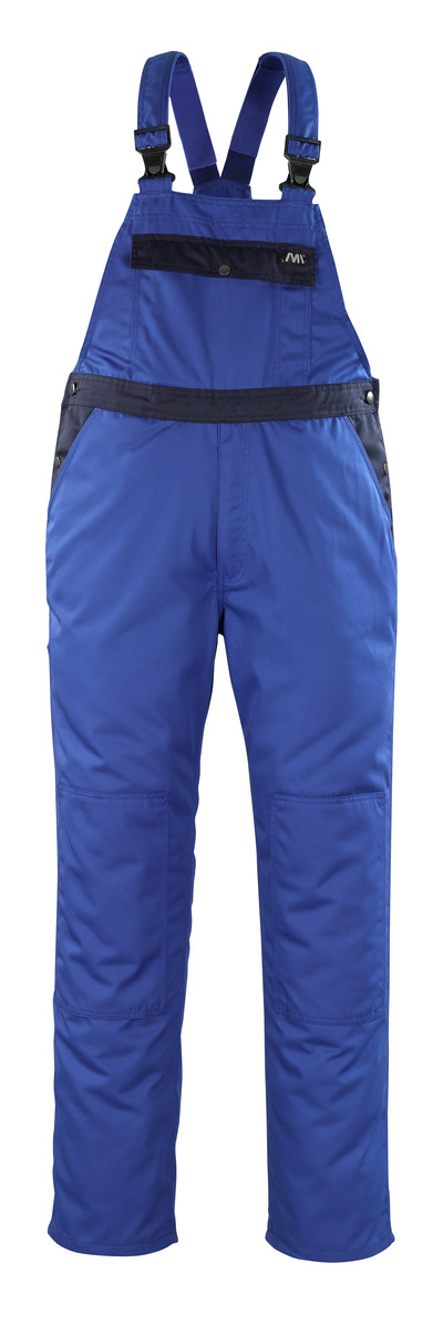 MACMICHAEL® Paraguay - blu royal/blu navy* - Salopette con tasche porta-ginocchiere
