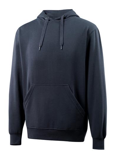 MASCOT® Revel - blu navy scuro - Felpa con Cappuccio, outfit moderno