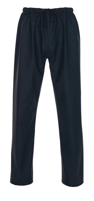 MASCOT® Riverton - blu navy - Pantaloni antipioggia, antivento e impermeabile