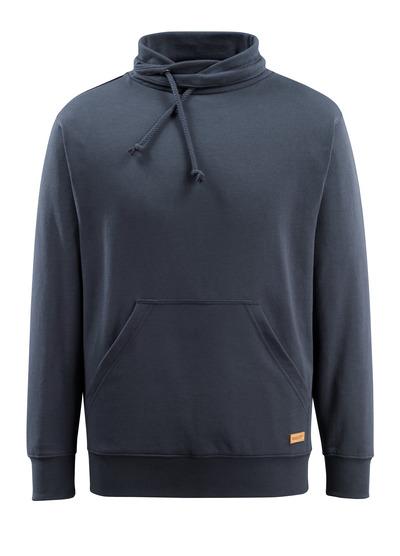MASCOT® Soho - blu navy scuro - Felpa a collo alto, outfit moderno