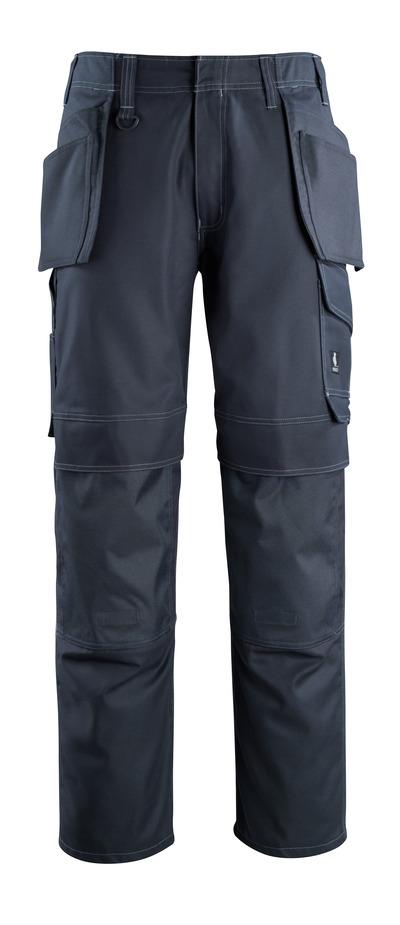 MASCOT® Springfield - blu navy scuro - Pantaloni