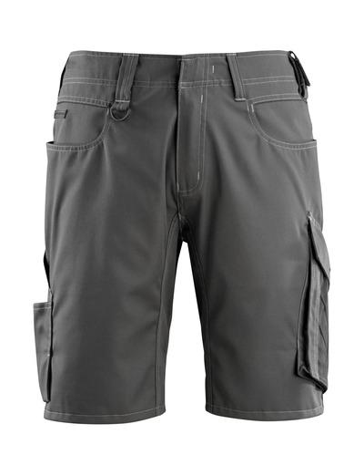 MASCOT® Stuttgart - antracite scuro/nero - Pantalone corto