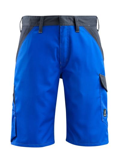 MASCOT® Sunbury - blu royal/blu navy scuro - Pantaloni corti, peso ridotto